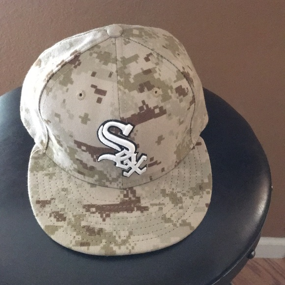 New Era Chicago White Sox Hat. M 5a72248050687c51b26cd5c2 4421224e964